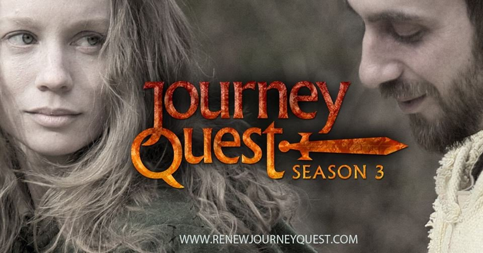 Save JourneyQuest to keep this strong, heavily female cast going! https://t.co/B8eSjmH5k3 https://t.co/wUxxPBxZsT