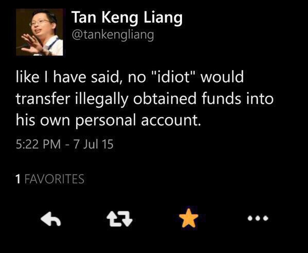@tankengliang notice #AhLiang tweet and deleted this .. @NajibRazak https://t.co/85LtxvZKbN