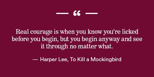 Rest in peace, Harper Lee. https://t.co/yx32F4FLYY