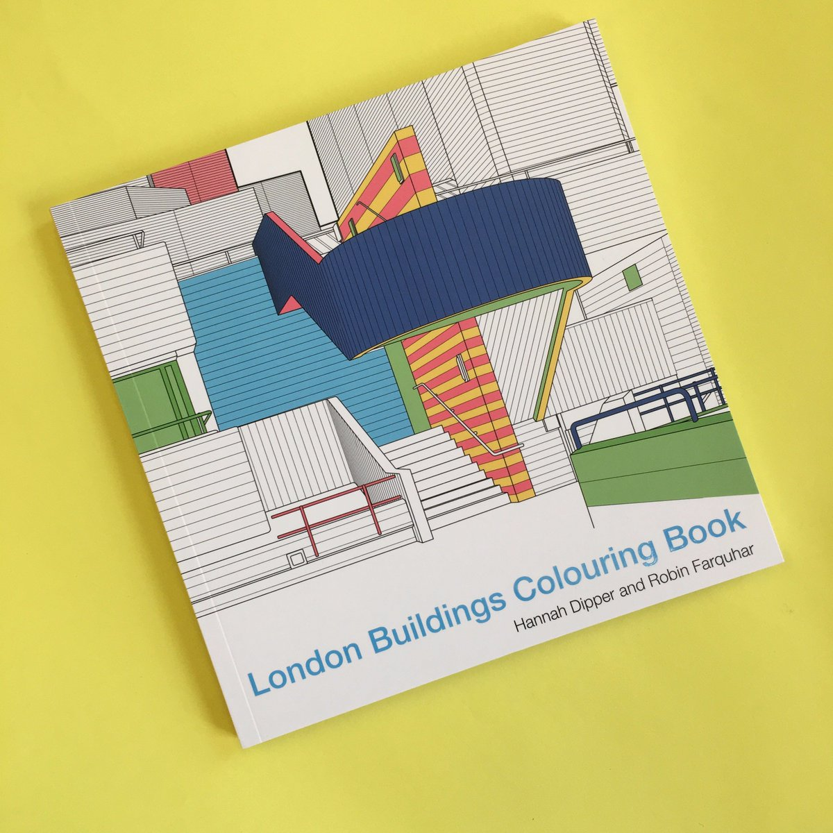 Batsford Books On Twitter Out Now London Buildings Colouring Book By PWANP Architecture Colouringbook Tco K284FIkjYp