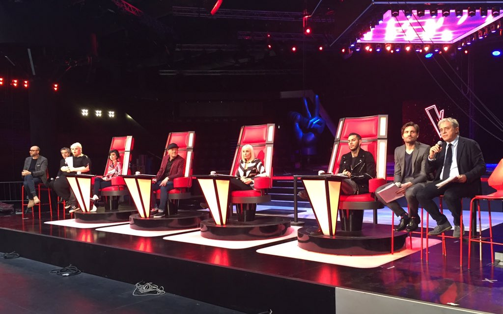 The Voice of Italy con Huawei