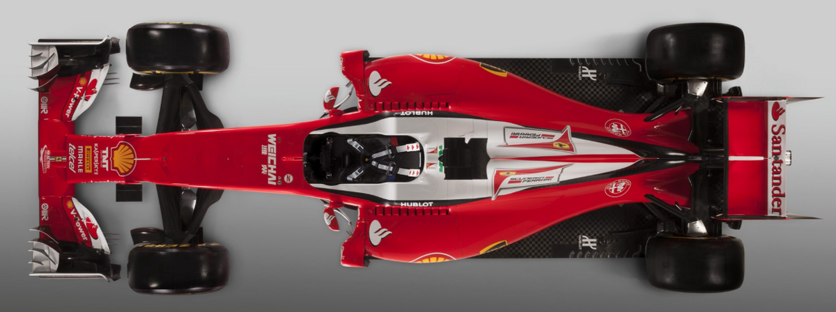 FOTO Ferrari SF16-H Formula Uno 2016