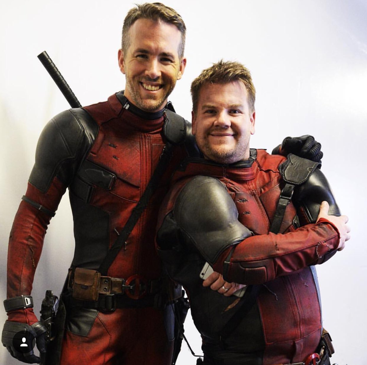 """Ryan Reynolds On Twitter: """"First Day Of Shooting The NC-17"""