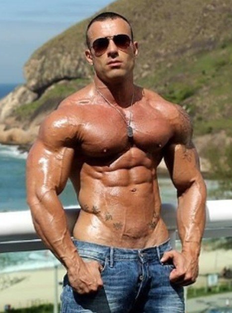 Pics muscle gay Galleries