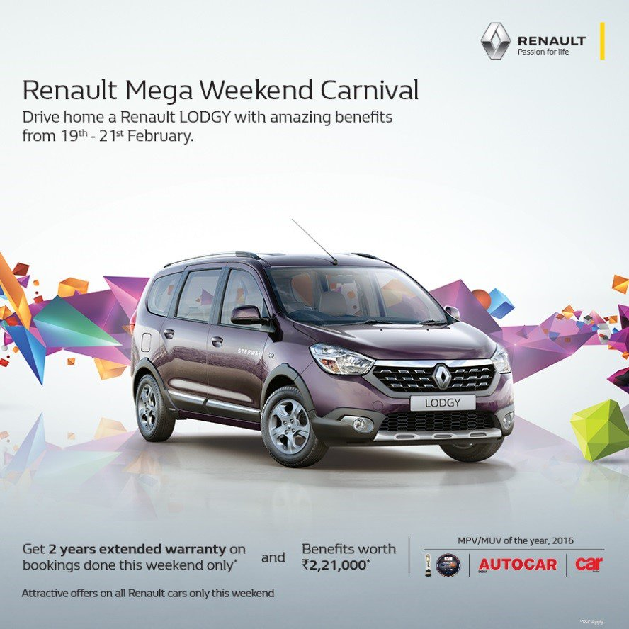 Renault India on Twitter: \