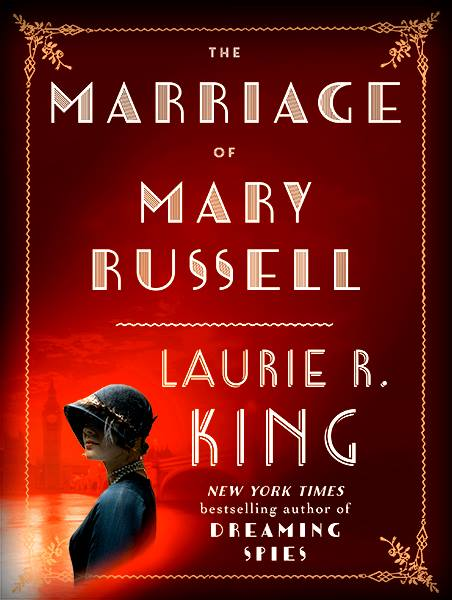 We have a publication date. The Marriage of Mary Russell will be released on March 15th. https://t.co/9NFTZYyWRm