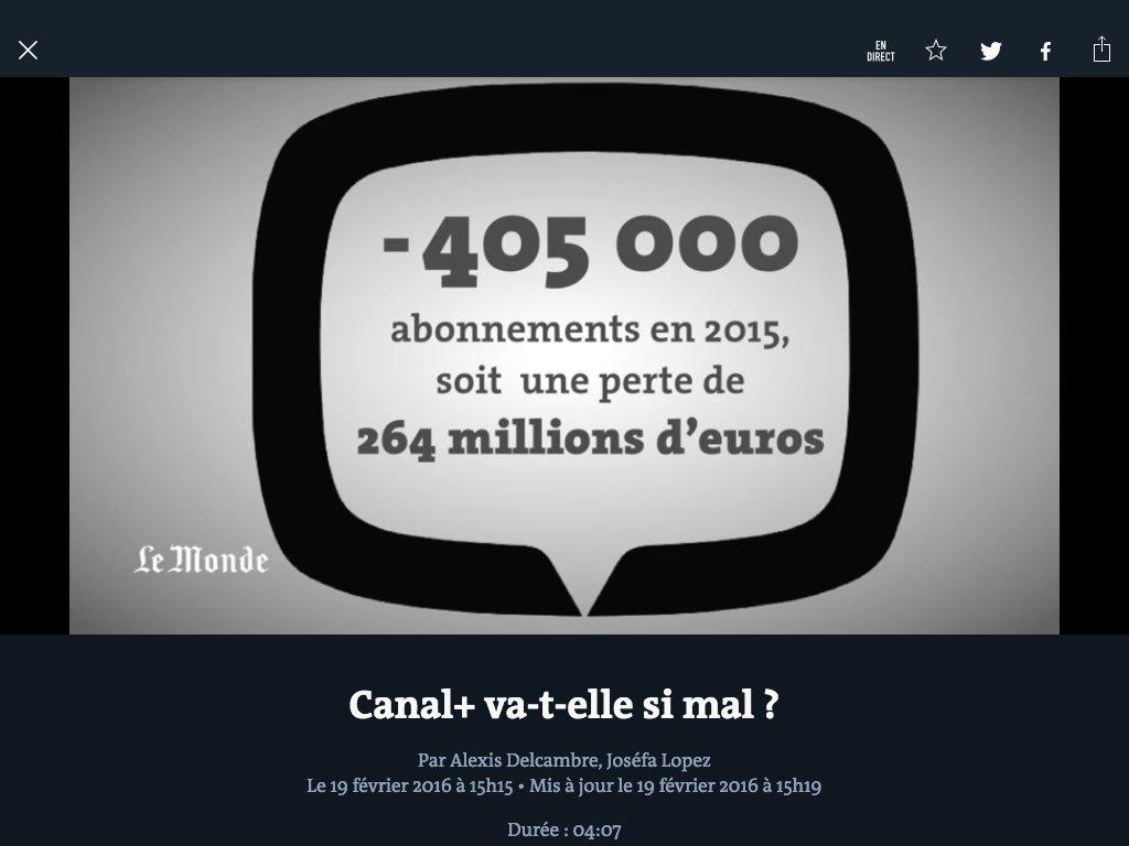 Canal+ pourrait racheter ou avoir l'exclu de Bein Sports - Page 2 Cblpl6KUcAELLjD