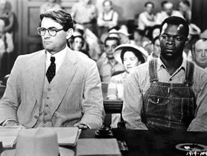 """""""You never really understand a person… until you climb into his skin and walk around in it.""""  Thank you, #HarperLee. https://t.co/8OuUiet7IL"""