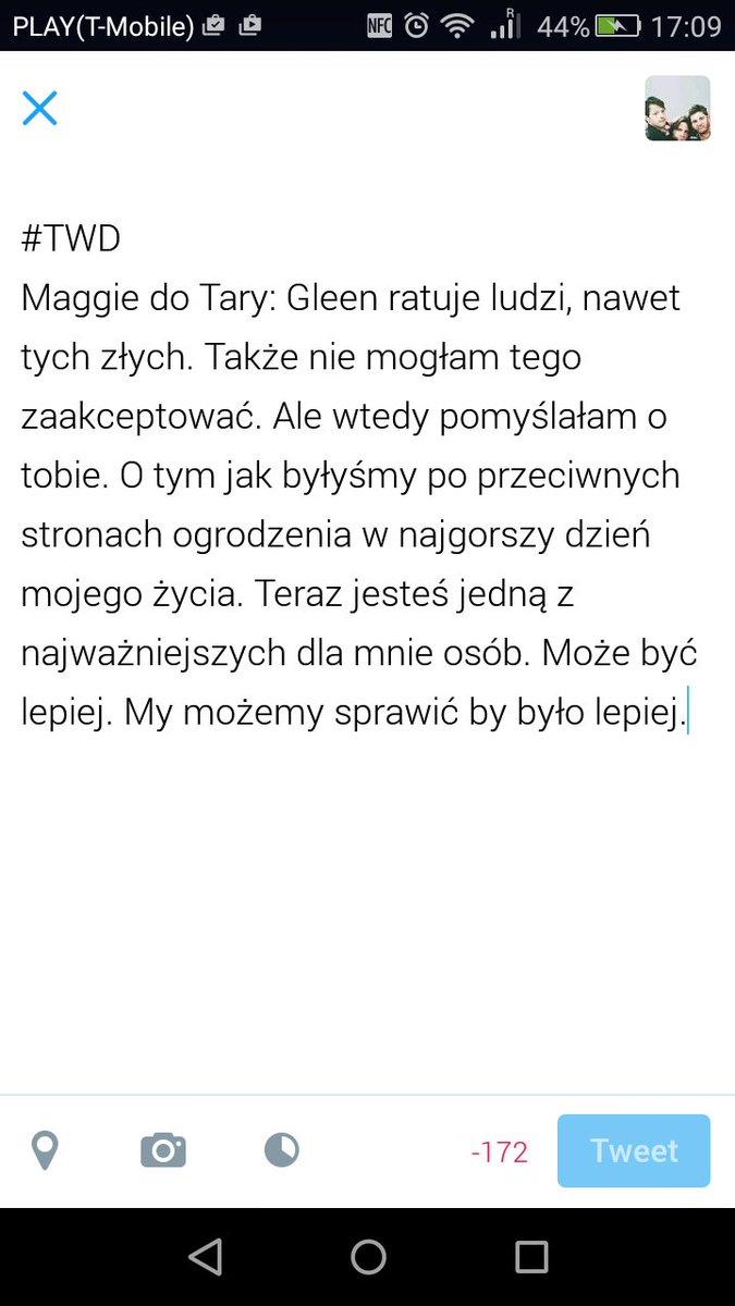 Cytaty Z Spn I Twd At Cytatyspntwd Twitter