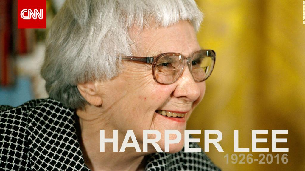 "Harper Lee, author of ""To Kill A Mockingbird"", has died at age 89: https://t.co/xhrR8aNNll https://t.co/5PfKlHWPi8"