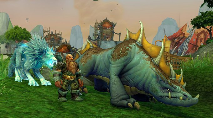 Eye of Azshara Dungeon, Order Hall Updates, New Hunter Tames