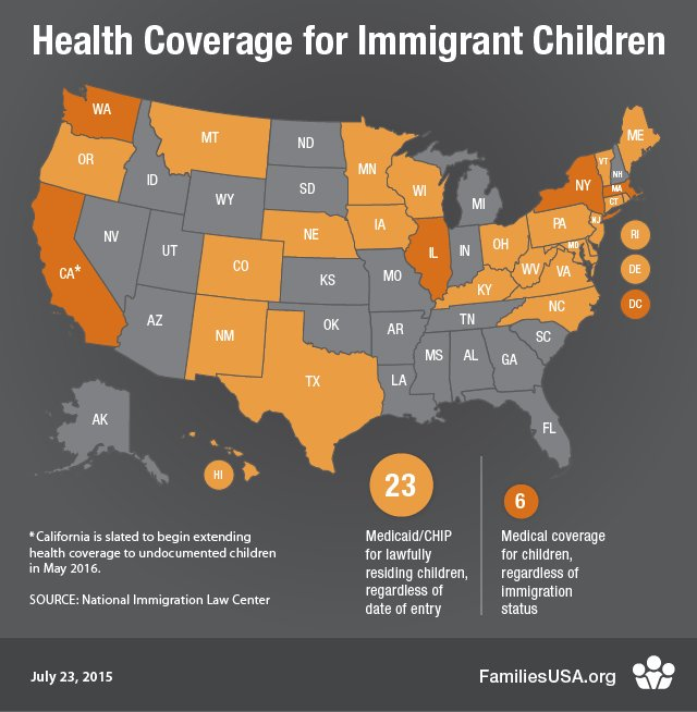 CA gets closer to #Health4All by incl. undocumented immigrant kids in Medi-Cal: https://t.co/qnOdodDZtv #immigHealth https://t.co/zo1OEtXEVV