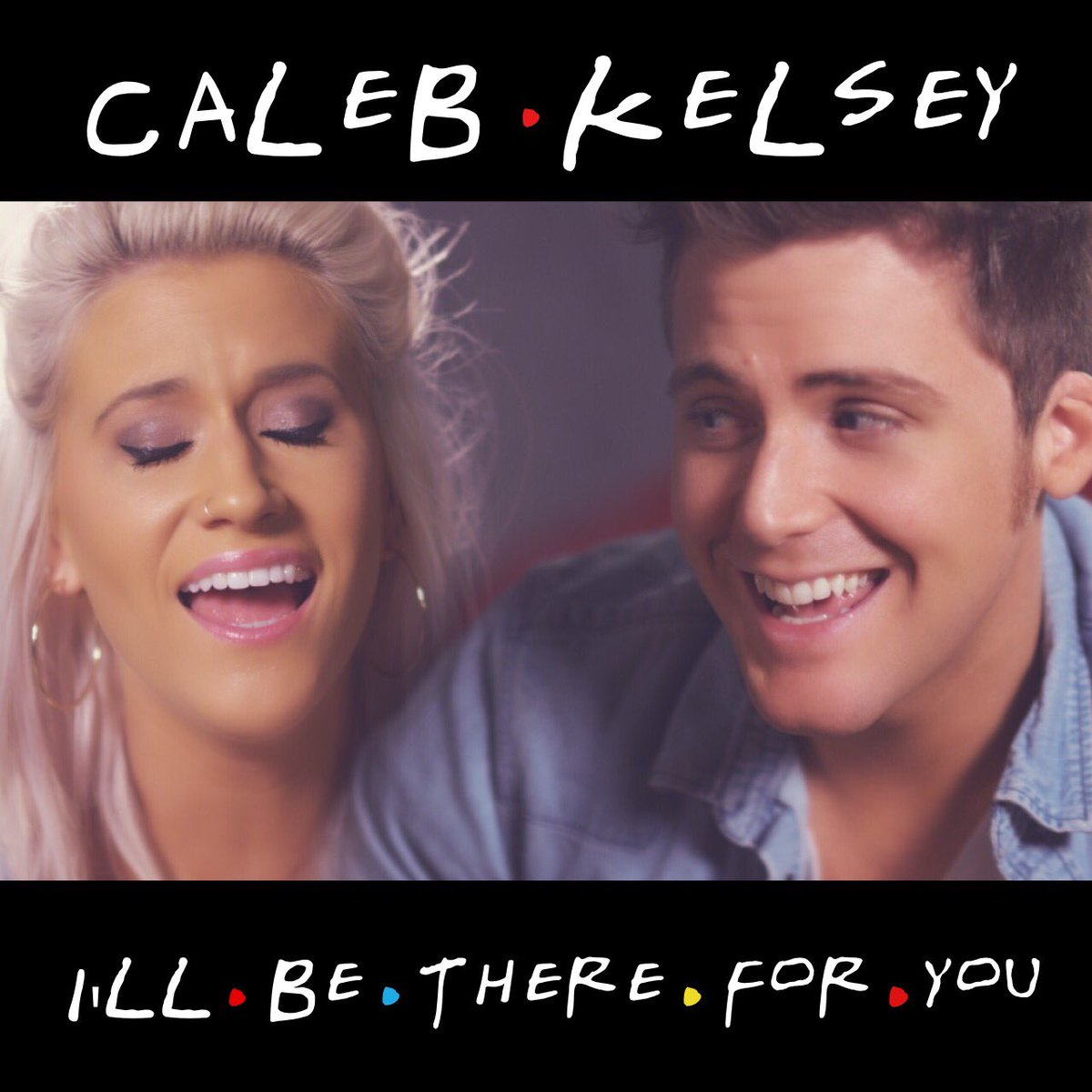 CALEB GRIMM - CALEB AND KELSEY GOSPEL SONG…MIGHTY TO SAVE