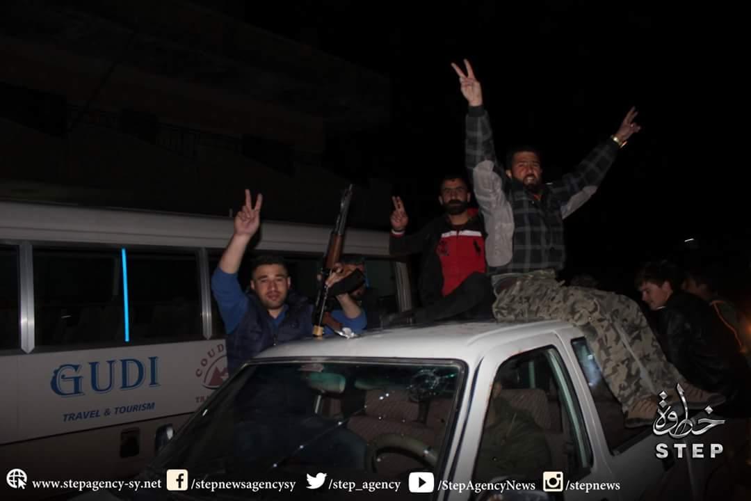 Вокруг перемирия: сценарий Сирийской войны подходит к кульминации