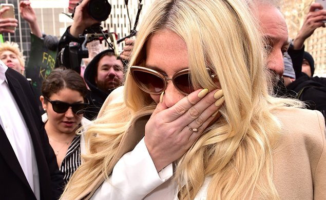 Kesha sobs as judge rules singer must continue working with producer who allegedly raped her https://t.co/1I0jCbPzkI