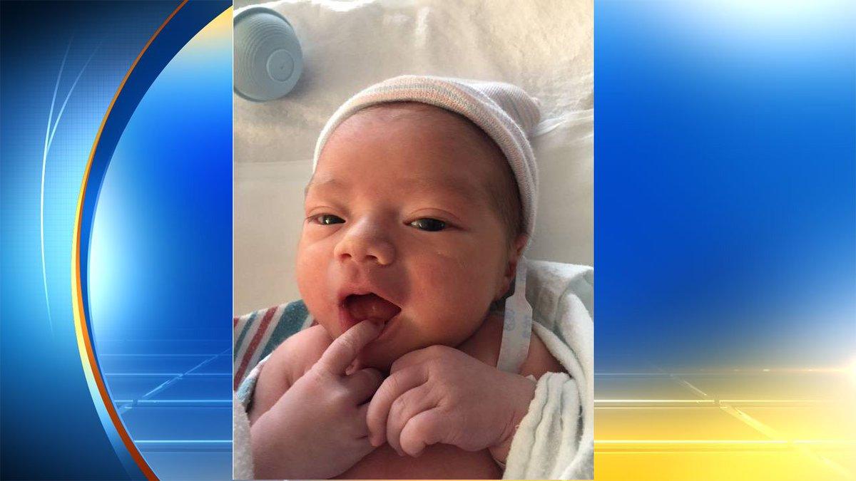Ksat 12 news anchor isis romero welcomes baby boy #ksatnews