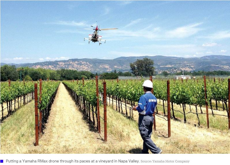 Drones for agriculture on twitter uav crop dusters in usa drones for agriculture on twitter uav crop dusters in usa vineyards httpsttmlkqccdbg luxury reports rpas uas crops grape agriculture sciox Images