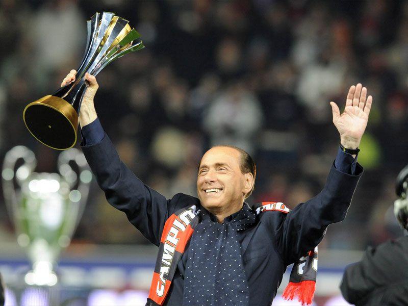Berlusconi, huyền thoại về một vị Chủ tịch