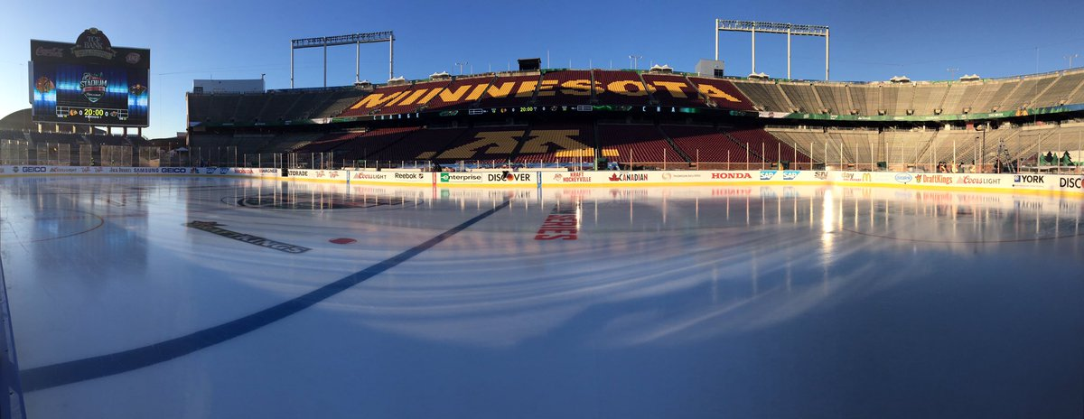 NHL - What To Watch For At The Minnesota Wild-Chicago Blackhawks Stadium Series Game (video)