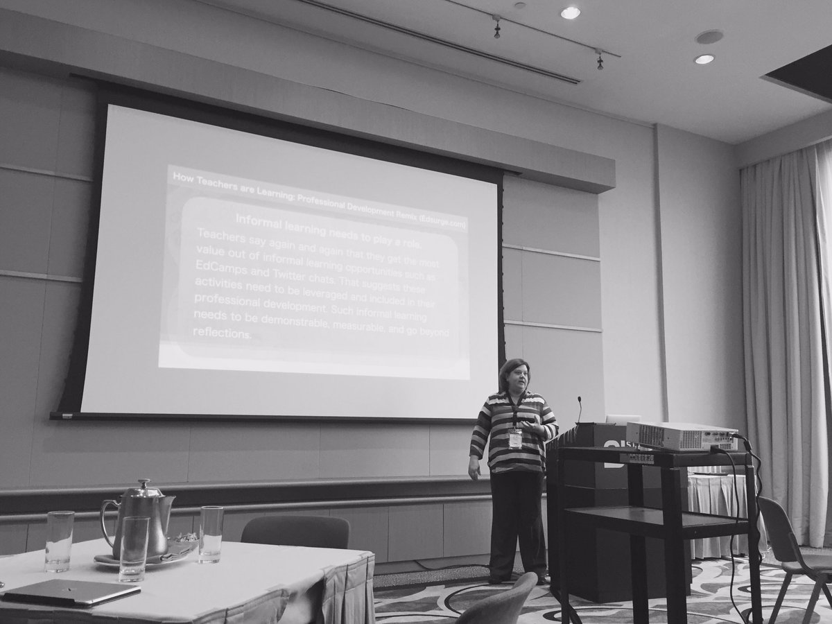 @dianabeabout showcasing how professional sharing builds capacity within an organization #sisrocks #21CLHK https://t.co/G9gsIkMHhw
