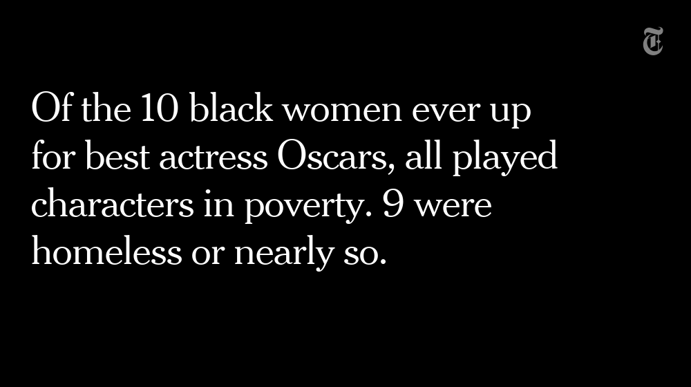 A close look at the roles that have gotten black performers Oscar nods https://t.co/UIo4gFz1k4 https://t.co/pmAY51WCbH