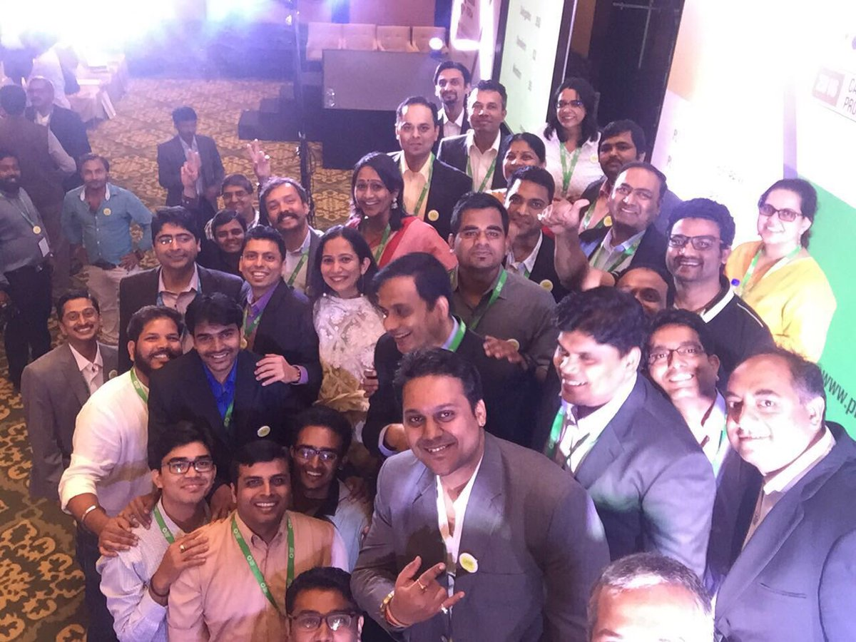 Thumbnail for Product Leaders Forum Bengaluru, India #PLF2016BLR @prodleaderforum