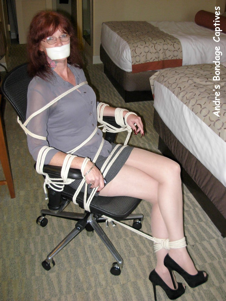 Office Women Tied 58