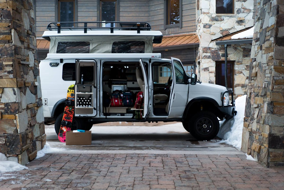 Dann On Twitter My Sportsmobile Van Is For Sale Please Help