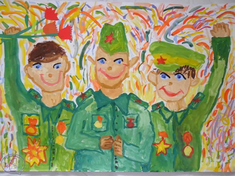 Цветы, защитник отечества картинки для детей