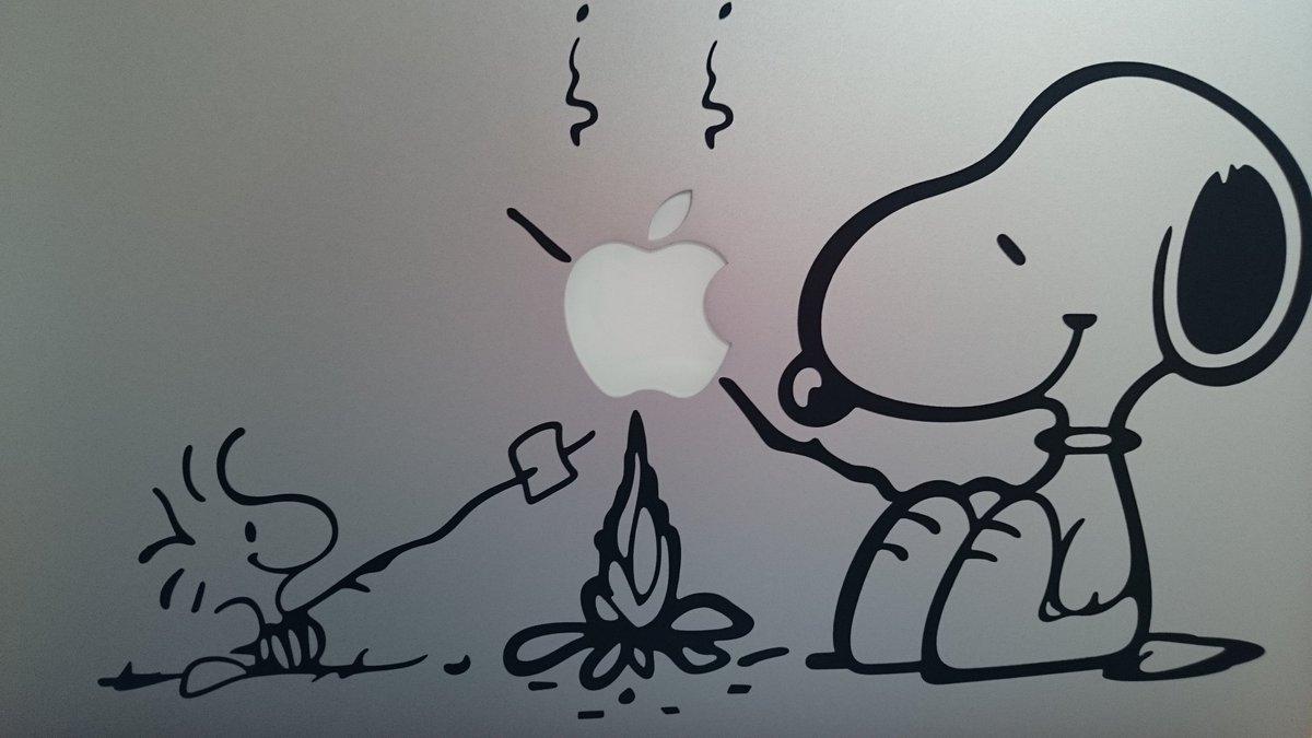 MacBook を可愛くした。 https://t.co/Wv60D8CgyZ