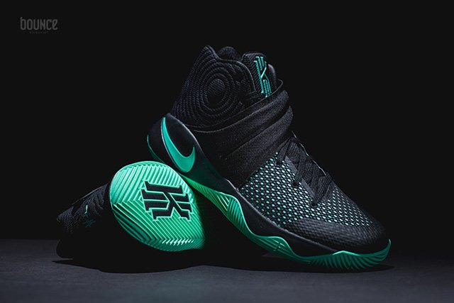 huge discount 561de cb7ad switzerland new images of the nike kyrie 2 green glow 3d2c0 ddc47  discount  code for 835 pm 19 feb 2016 ce5c4 df0bf