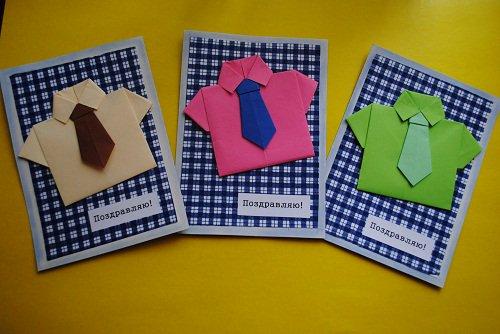 ❶Открытки с 23 февраля своими руками рубашка|Открытки с 23 февраля формата а4|Posts search: подарок на 23 февраля своими руками||}