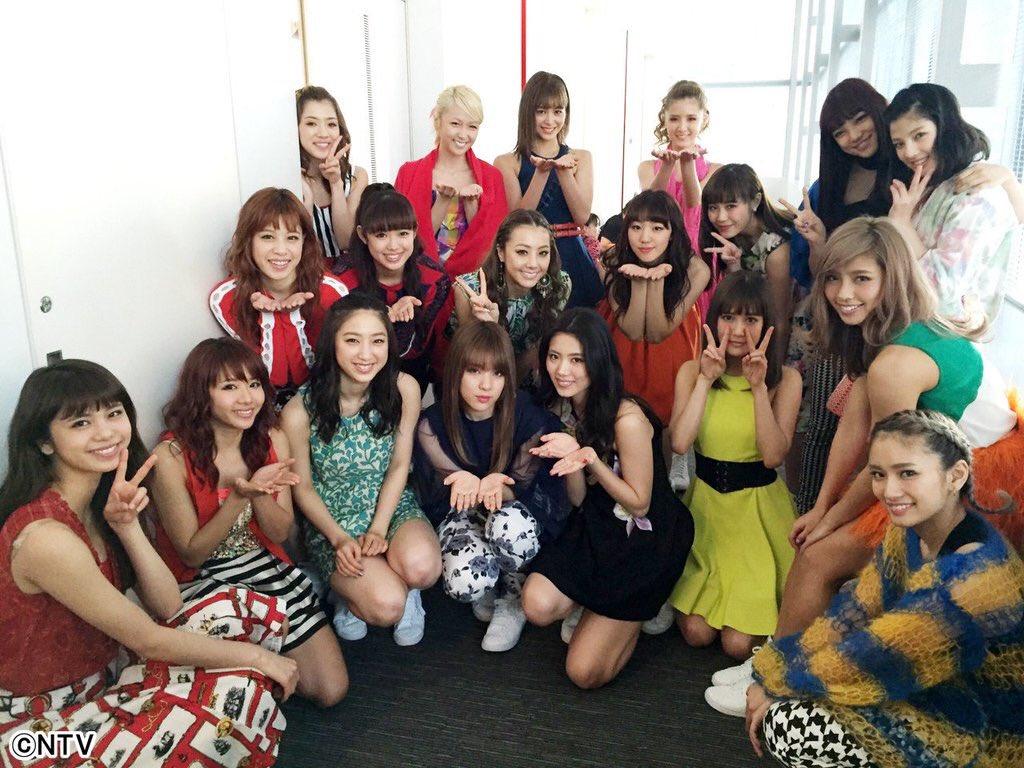Flower 鷲尾伶菜 Egirls8955 Twitter