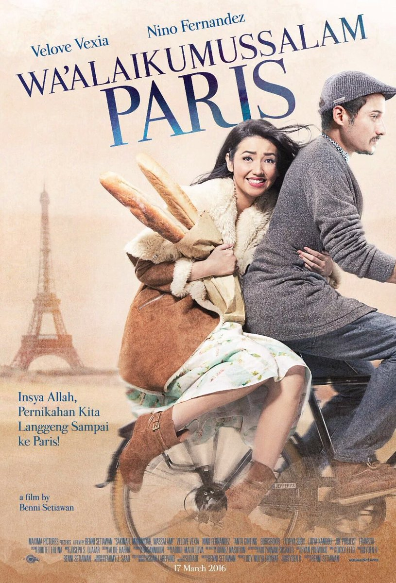 WAALAIKUMSALAM PARIS (2016)