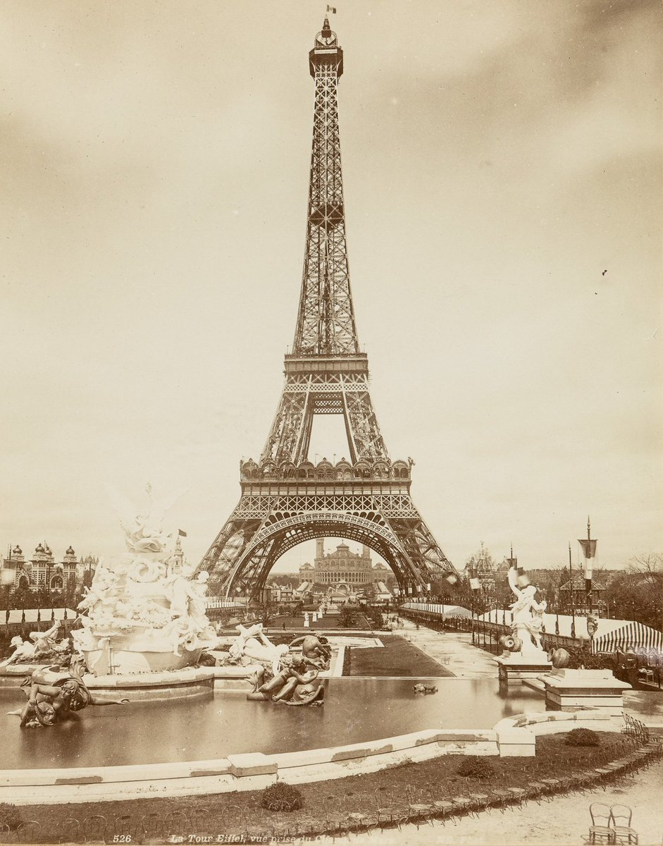 Cbpz5vjW8AE2tgo - The Eiffel Tower's 130th anniversary!