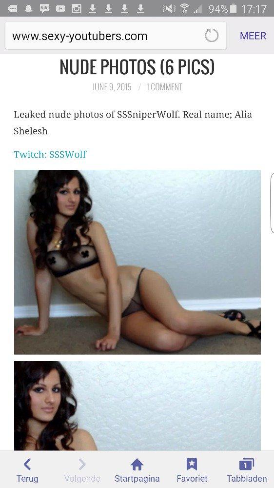 sniperwolf nudes