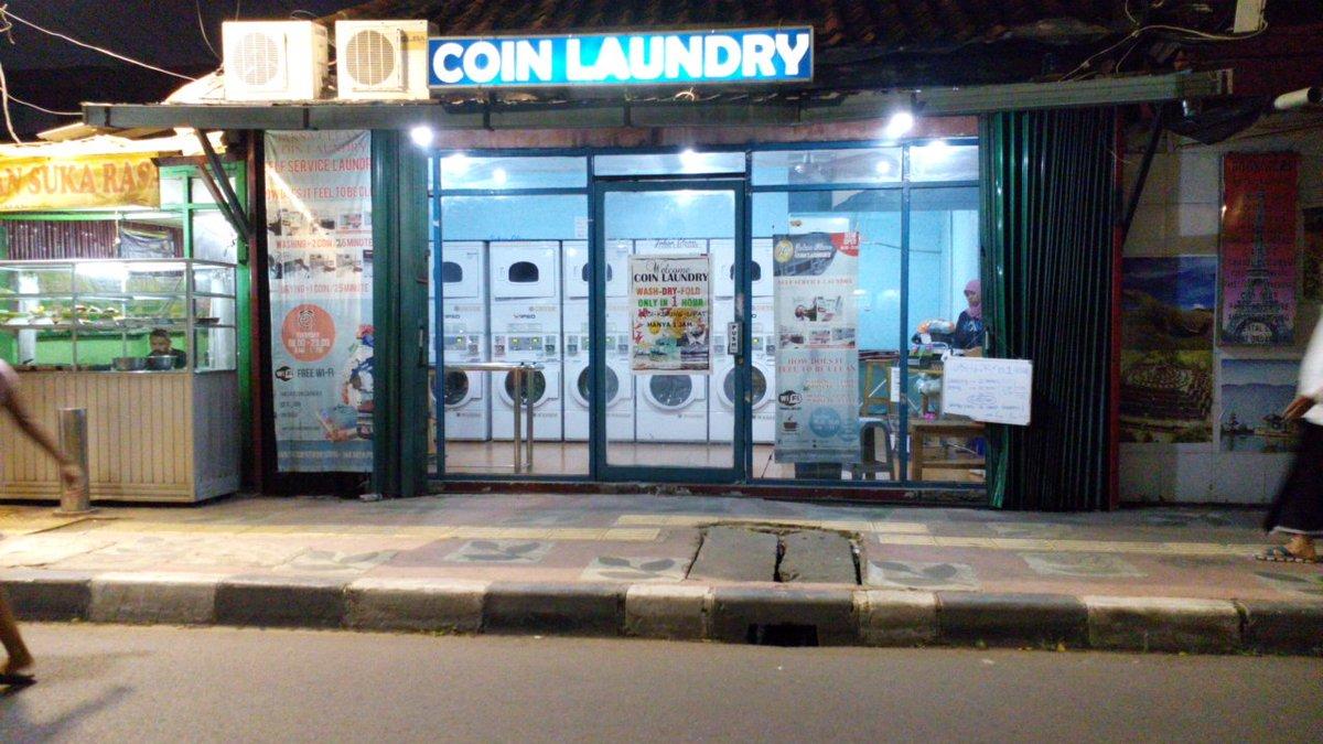 Coin Laundry Jakarta Jc Coin Twitter