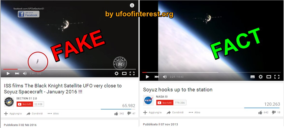 ufoofinterest org on twitter iss films ufo black knight
