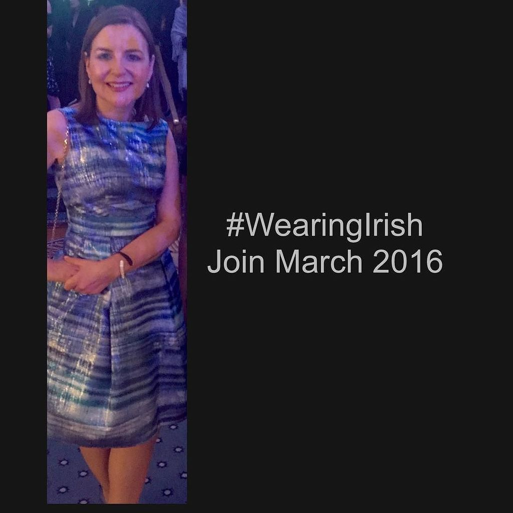 March 2016 join me in #WearingIrish   Post your pics. Join the movement.  #whatimwearing @… https://t.co/DWCJHY9AuI https://t.co/vXyPPAdKUc