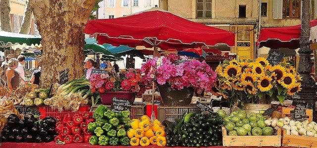 Шоппинг в Провансе: рынки, магазины и аутлеты в Провансе, в окрестностях Ниццы, Авиньона, Марселя