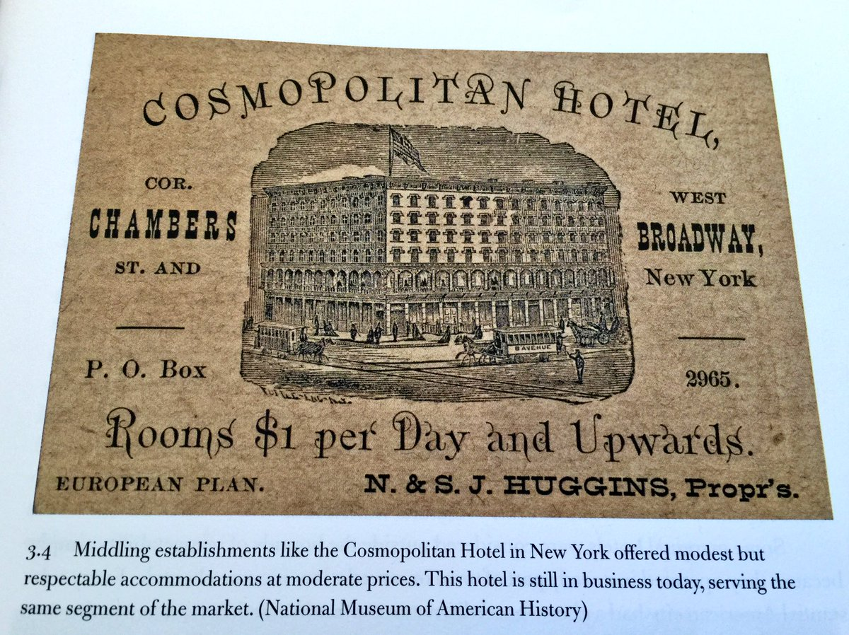 Rafat Ali Media Owner Operator On Twitter Among Oldest Hotels In America Cosmopolitan Hotel Opened In 1838 In Tribeca Nyc Still Stands 1 Rooms Https T Co L2clpf97xm