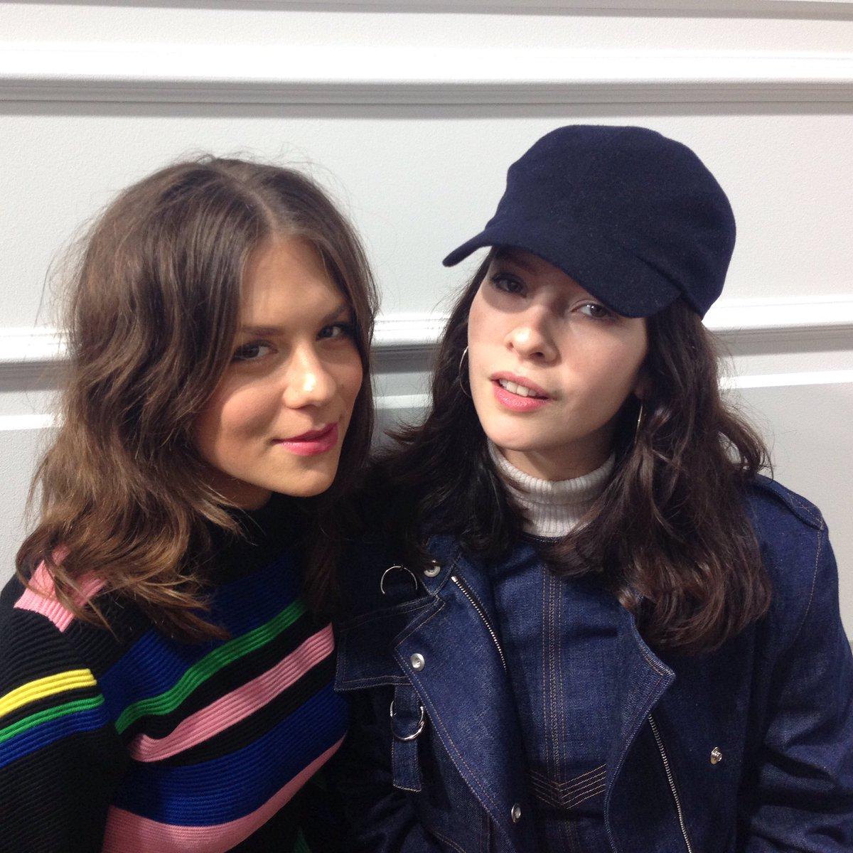 Camille Kostek Runway: @MorganePolanski & Jessamine-Bliss