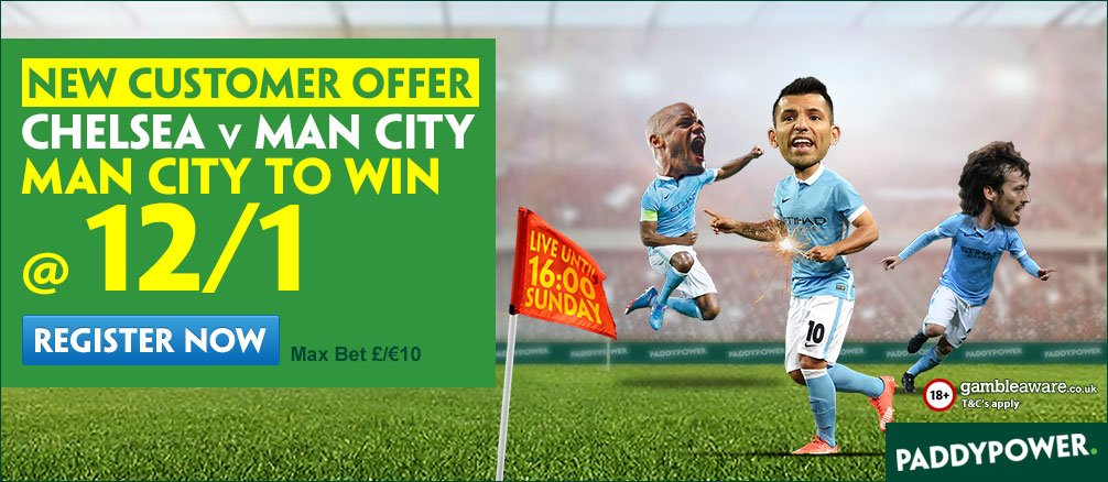 Paddy Power Boosted  Odds