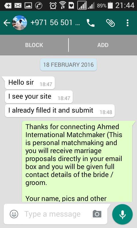 muslim match making in nigeria