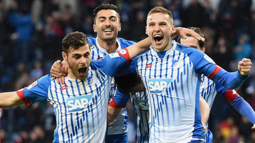 Video: Hoffenheim vs Mainz 05