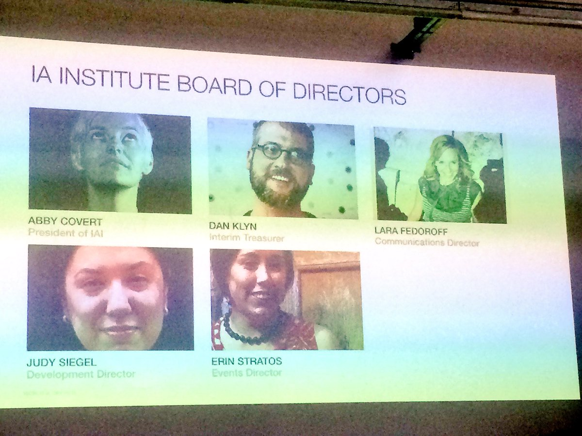 LA's own Lara Federoff is part of the @iainstitute Board of Directors! 👏 #WIADLA #WIAD16 https://t.co/szXQPA3BQV