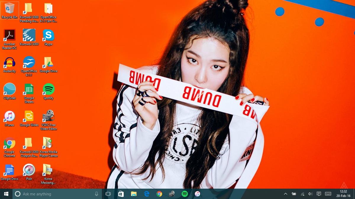 Open The Kpop On Twitter My New Desktop Wallpaper Seulgi
