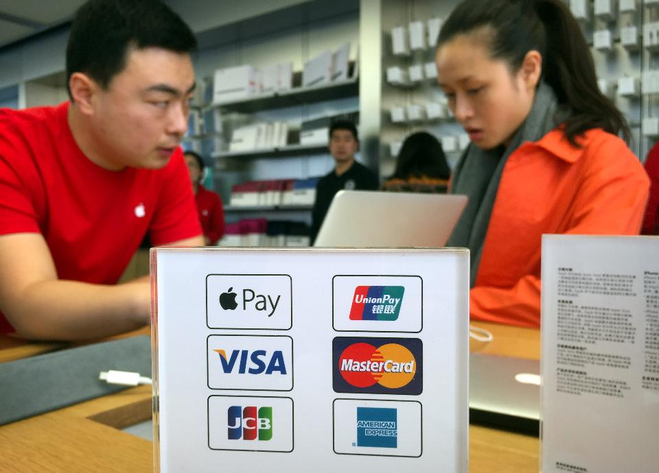 China is abuzz following the launch of Apple Pay earlier this week:
