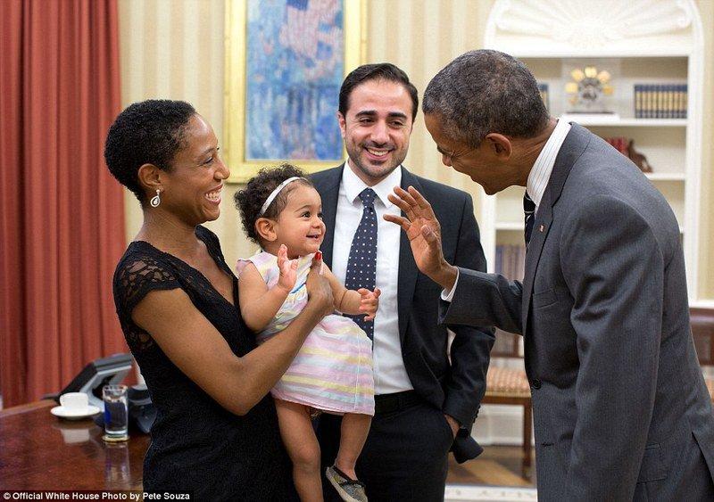More great #ObamaAndKids :) https://t.co/gCh7whEbRJ