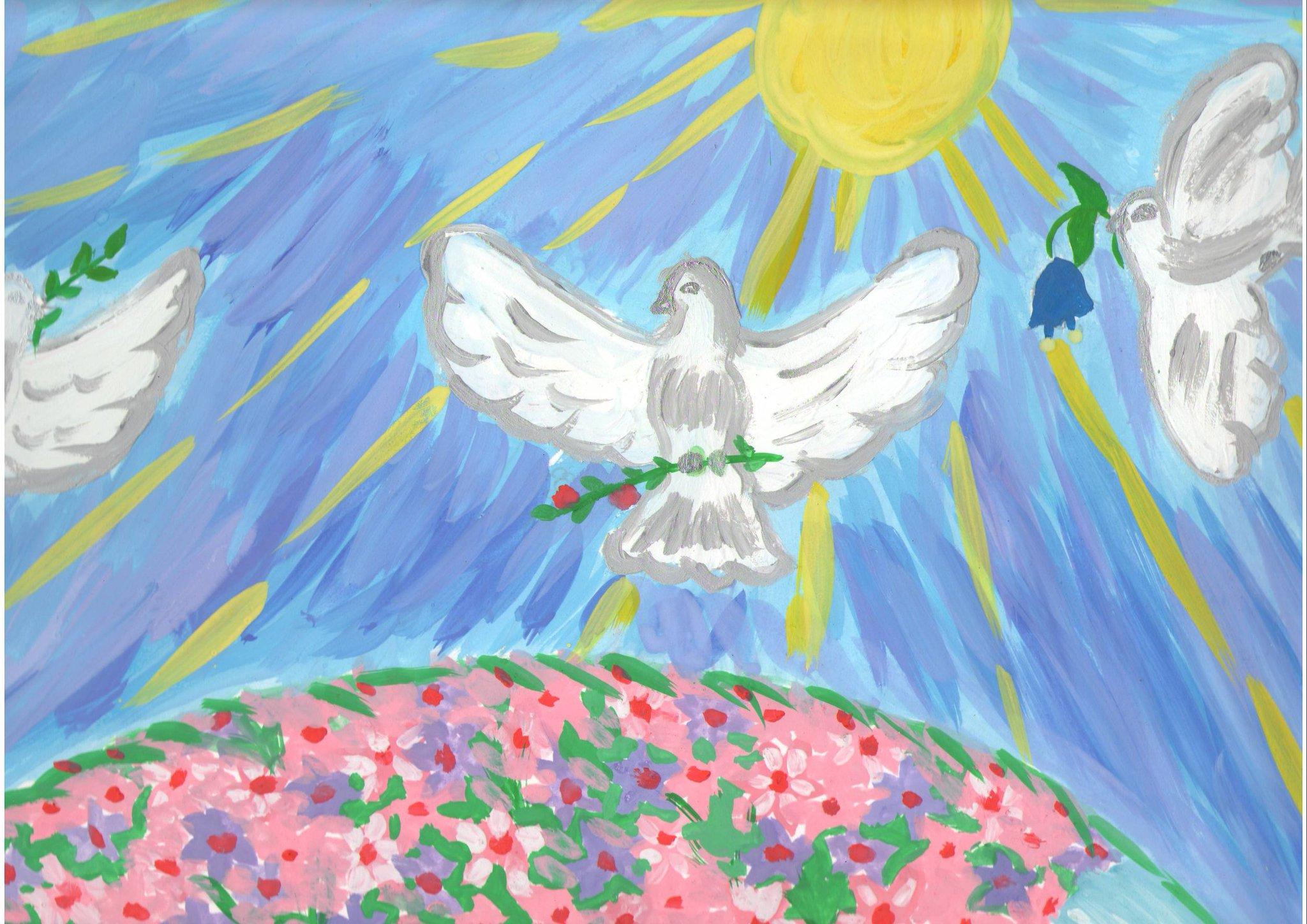ради мира на земле картинки человек